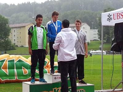 02.07.2014 - Jugi UBS Kids Cup Kantonalfinal, St. Gallen