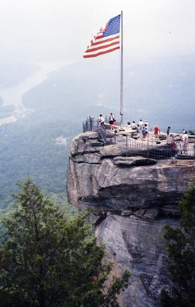 1998 Cherokee & Chimney Rock NC