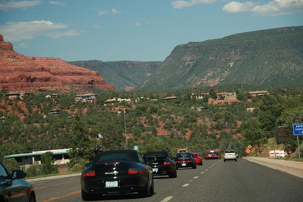 Arizona PCA Route 66 Days Car Show 2008
