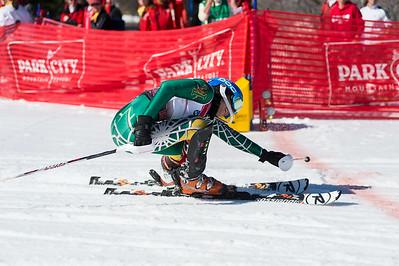 2014 NCAA Best of Slalom and Closing Ceremonies