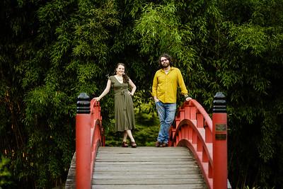 Zach and Karen