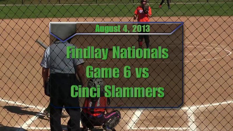 Findlay nationals Game 6