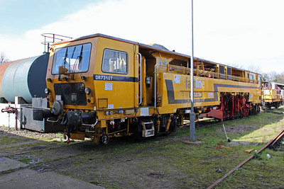 Hitchin OTP Depot and Station 14/03/11