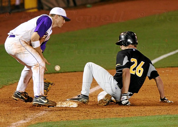 Southern Miss 04-27-07