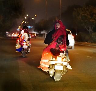 Street Scenes - Delhi, India