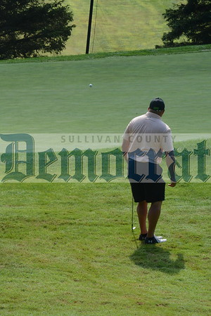 Sullivan County Democrat mens Golf Tournament