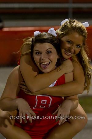 Oak Ridge @ Boone High School Varsity Cheer - 2010