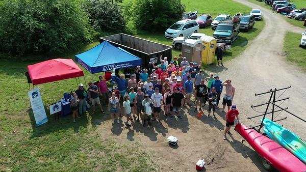 Trash Bash 2019 Drone Footage