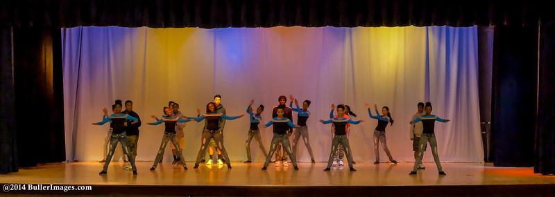 2014 - Welch Middle School Dance Recital