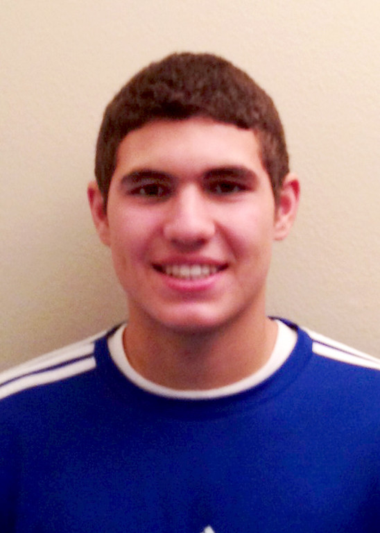 . Kayvon Parsa, El Camino Real High School.