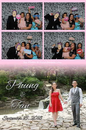 Tan & Phung Wedding - September 15, 2018