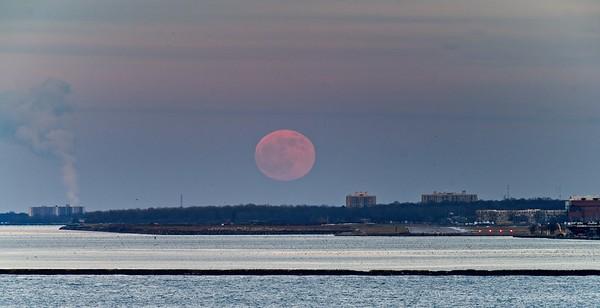 December 2020 Full Moon