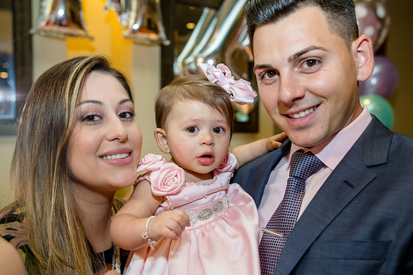 Valentina's 1st Birthday- Umberto's