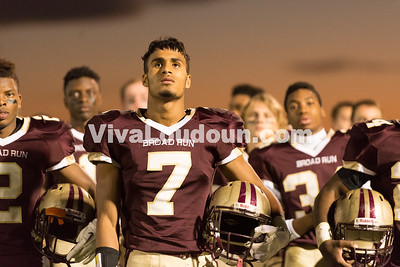 Football: Briar Woods vs. Broad Run 10.17.14 (by Chas Sumser)
