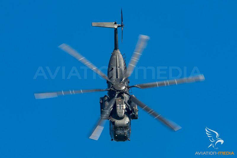 Luftwaffe HSG-64 / Sikorsky CH-53G / 84+38