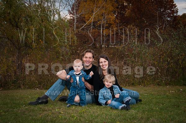 Christy Family Portraits 2011