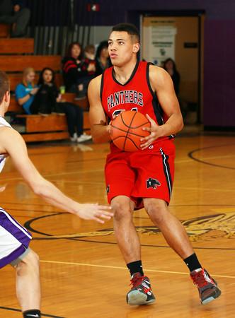 2016 Austin Boys Basketball @ Coudersport