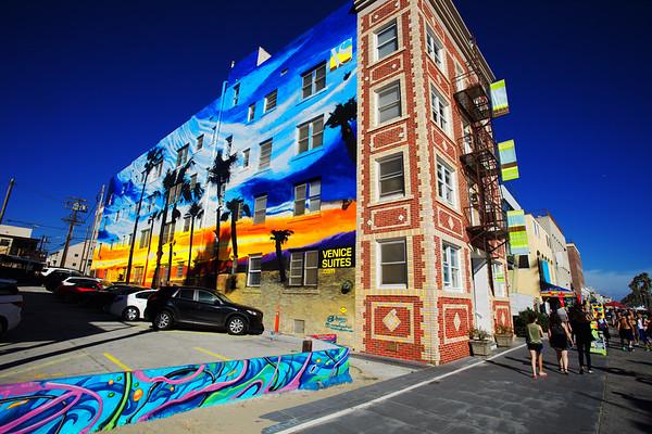 LA & Venice Beach
