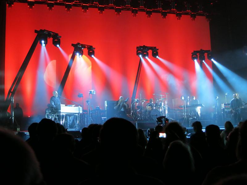 Peter Gabriel at TD Garden