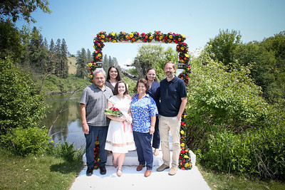 Graduation By the Bridge 5-31-19