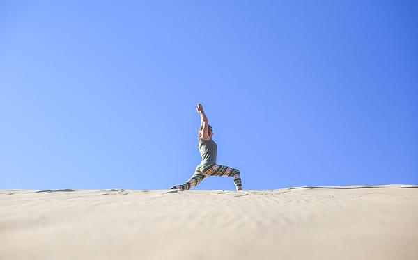 harriet yoga morocco