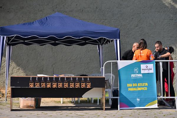 Festival Paralímpico - Rio de Janeiro