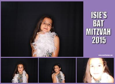 Isie's Bat Mitzvah