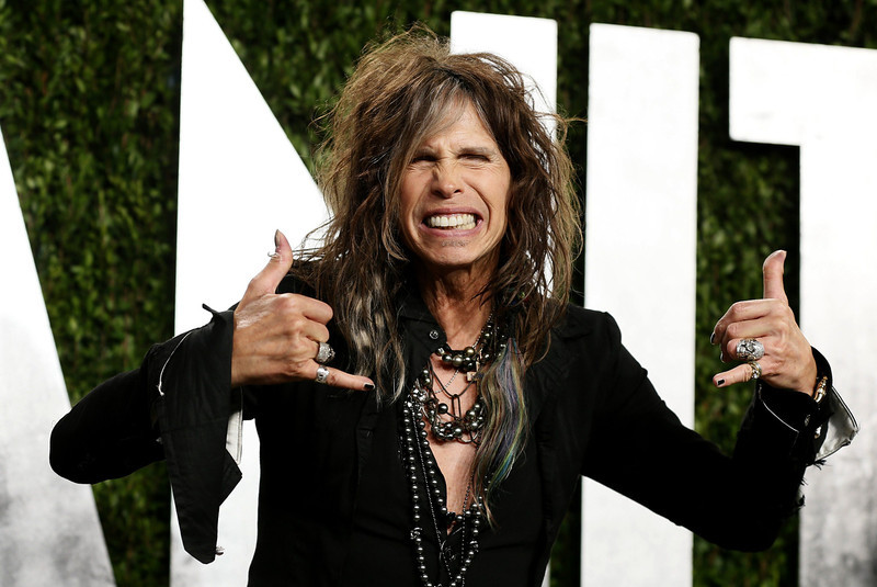 . Steven Tyler attends the 2013 Vanity Fair Oscars Party in West Hollywood, California February 25, 2013.  REUTERS/Danny Moloshok