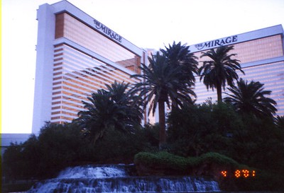 Las Vegas 2001