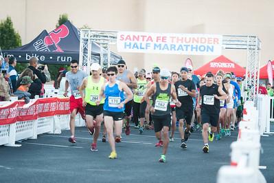 Santa Fe Thunder 5k & 1mile