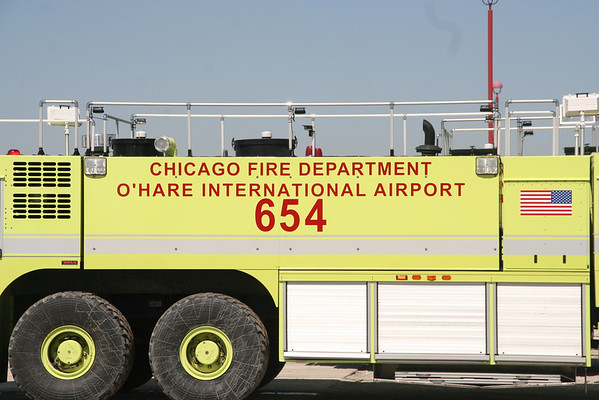 CHICAGO FIRE DEPARTMENT O'HARE INTERNATIONAL AIRPORT