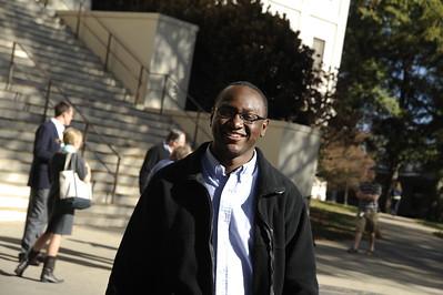 Morgan Ron Student President