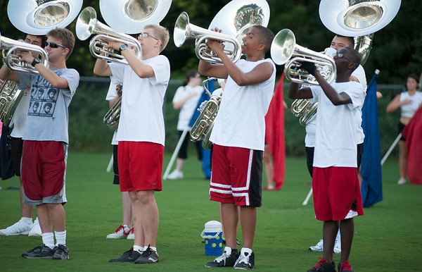 2013-08-22: Band Camp Show Introduction