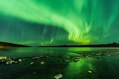 Aurora Timelapse
