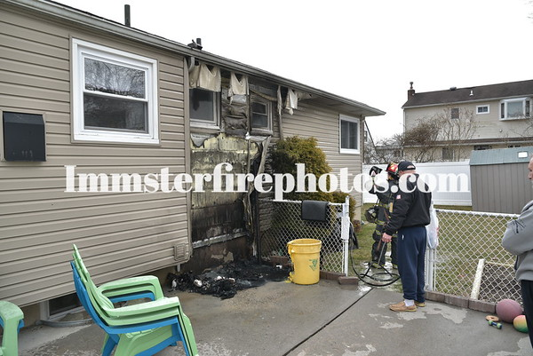 NORTH MASSAPEQUA EXTERIOR FIRE 2-20-2020