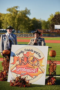 2016 UWL Brad Quarberg Louie Ferris Oktoberfest Parade Marshal