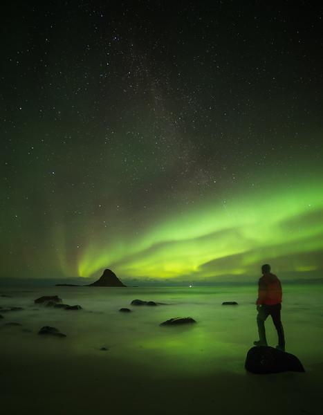 Pondering the Aurora