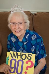 Granny's 90th Birthday!