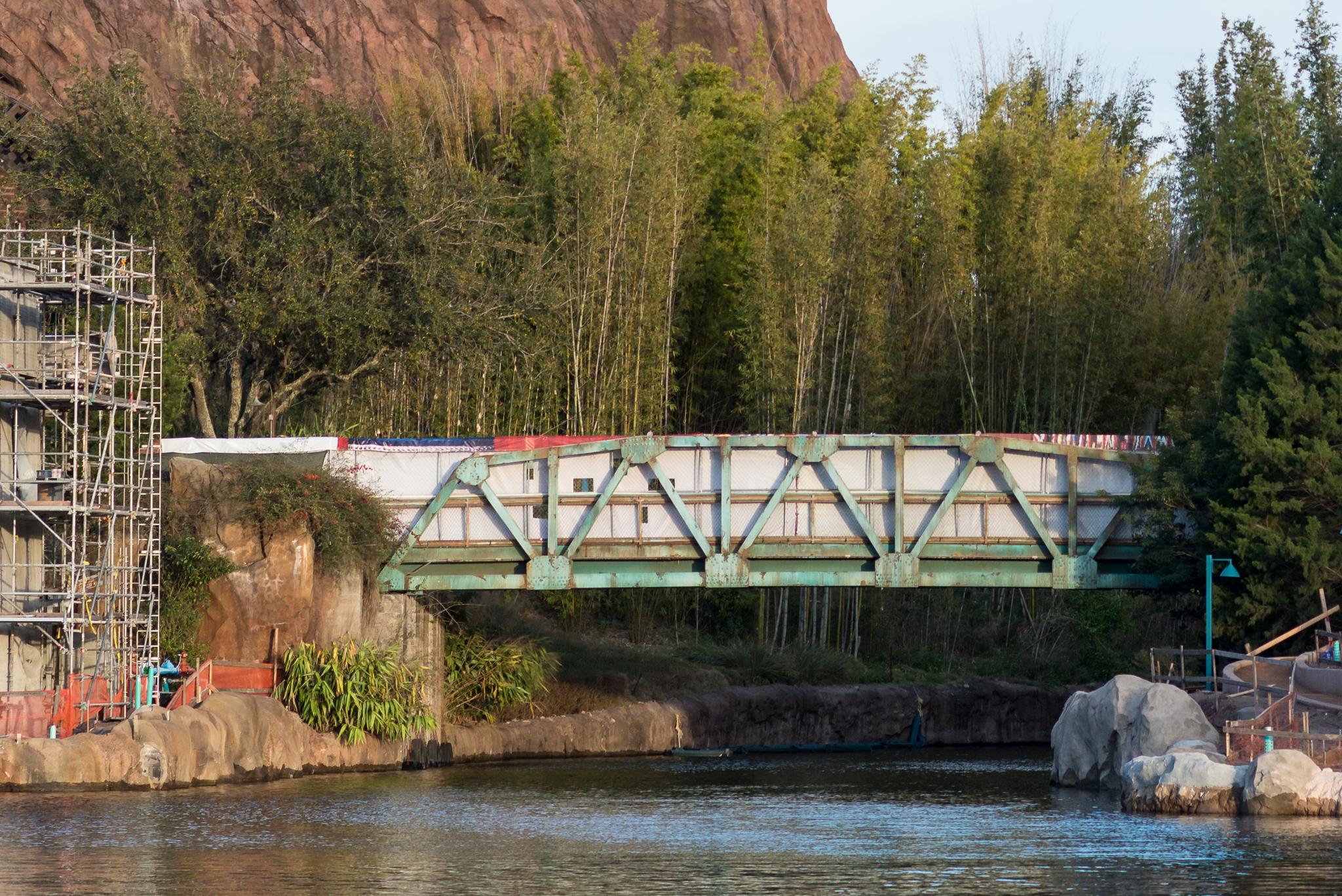 Disney's Animal Kingdom - Bridge
