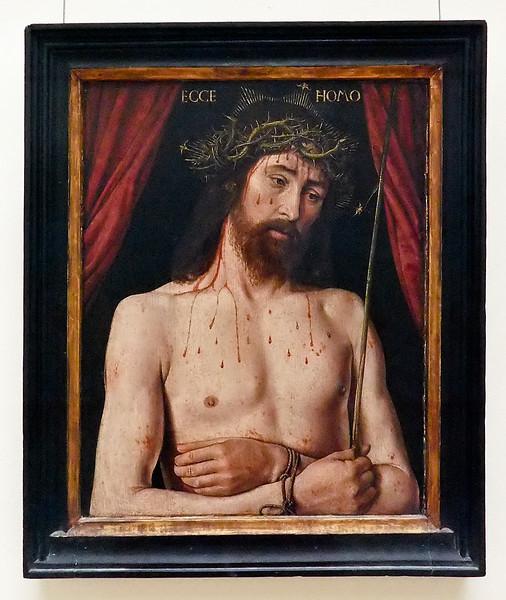 Jean Hey: Ecce Homo(Brüssel, Museum der Schönen Künste)