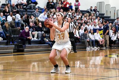 Girls Basketball: Heritage vs. Loudoun County 2/16/17