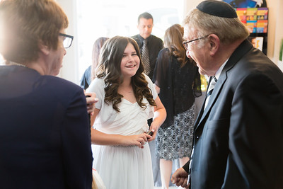 Abby Bat Mitzvah