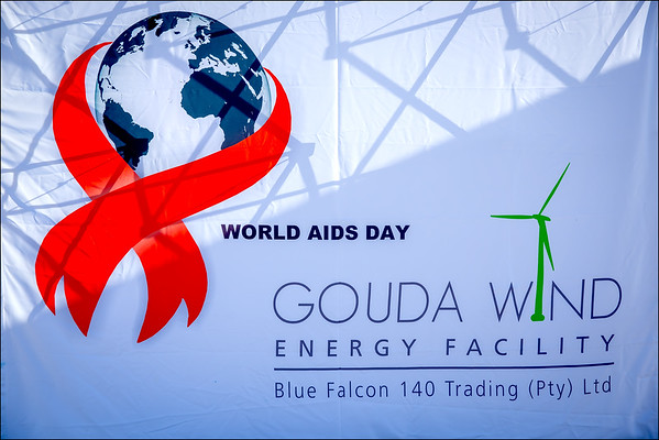 Gouda Wind World Aids Day - Tulbagh 2019