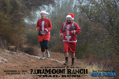 Paramount Ranch Trail Runs
