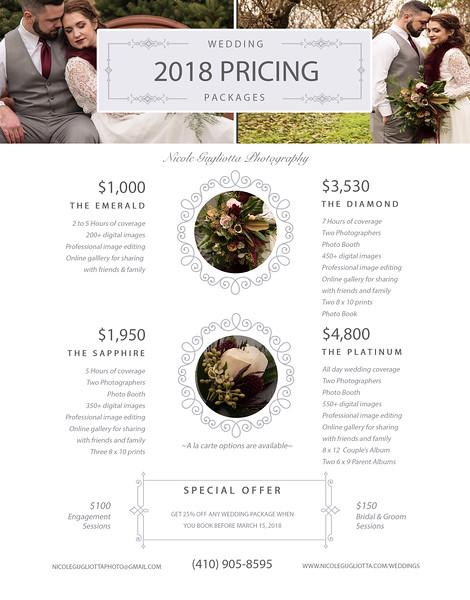 2018 - 5 Wedding Package PricingSheet.jpg
