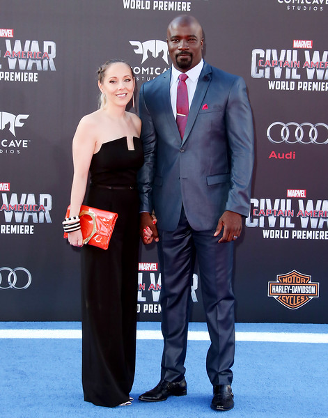 Iva Colter, Mike Colter