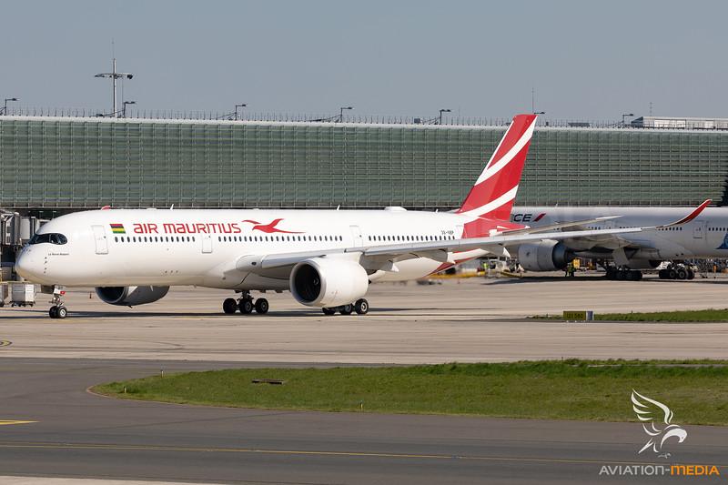 Air Mauritius | Airbus A350-941 | 3B-NBP