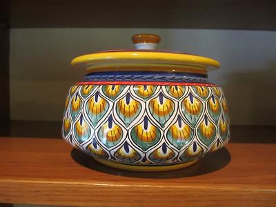2013-Deruta pottery