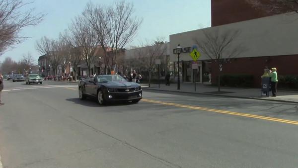 Easter Car Parade Video 2016