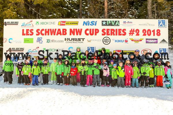 Ski Stars Podium